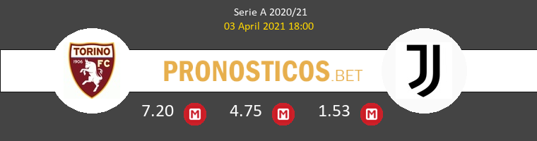 Torino vs Juventus Pronostico (3 Abr 2021) 1