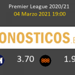 West Bromwich Albion vs Everton Pronostico (4 Mar 2021) 7