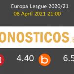 Arsenal vs Slavia Praha Pronostico (8 Abr 2021) 5