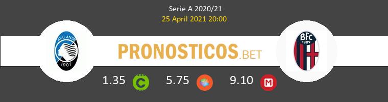 Atalanta vs Bologna Pronostico (25 Abr 2021) 1