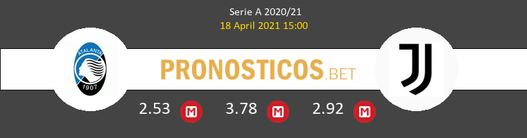 Atalanta vs Juventus Pronostico (18 Abr 2021) 1
