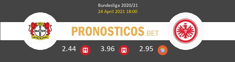 Leverkusen vs Eintracht Frankfurt Pronostico (24 Abr 2021) 1