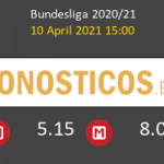 Bayern Munich vs Union Berlin Pronostico (10 Abr 2021) 6
