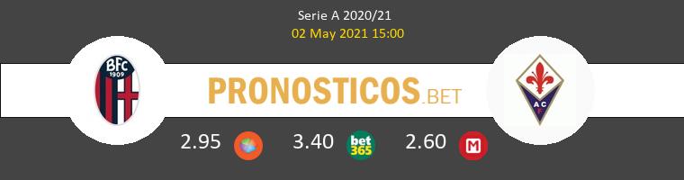 Bologna vs Fiorentina Pronostico (2 May 2021) 1