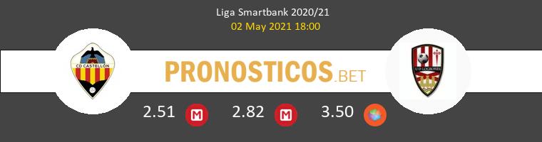 CD Castellón vs UD Logroñés Pronostico (2 May 2021) 1