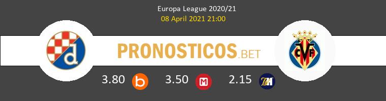 Dinamo Zagreb vs Villarreal Pronostico (8 Abr 2021) 1