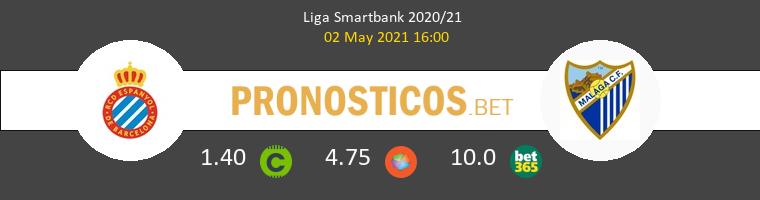 Espanyol vs Málaga Pronostico (2 May 2021) 1