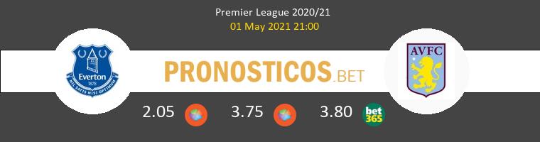 Everton vs Aston Villa Pronostico (1 May 2021) 1