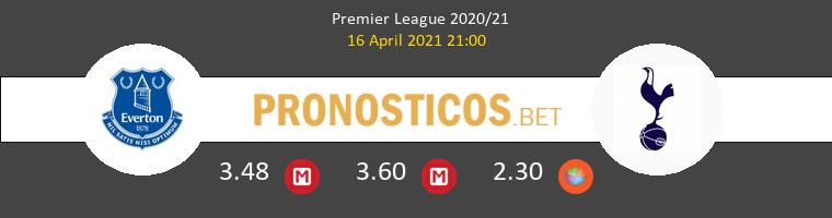 Everton vs Tottenham Hotspur Pronostico (16 Abr 2021) 1
