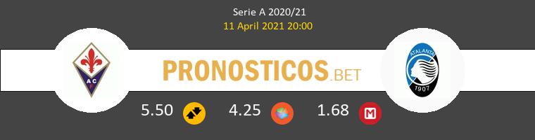 Fiorentina vs Atalanta Pronostico (11 Abr 2021) 1