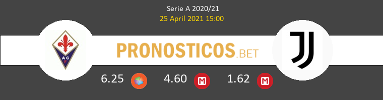 Fiorentina vs Juventus Pronostico (25 Abr 2021) 1