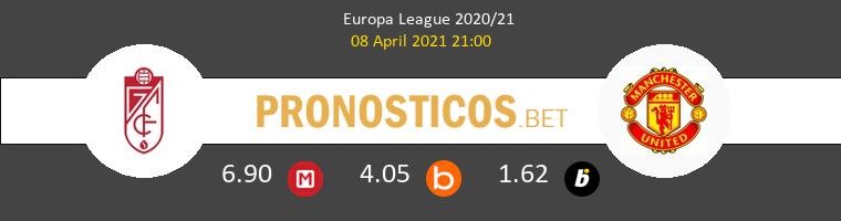 Granada vs Manchester United Pronostico (8 Abr 2021) 1