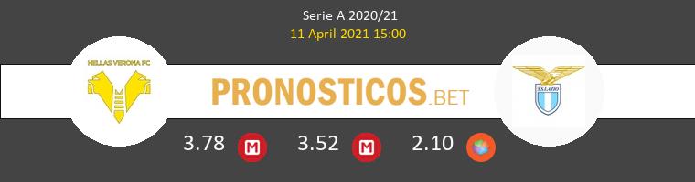 Hellas Verona vs Lazio Pronostico (11 Abr 2021) 1