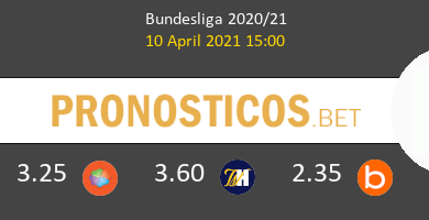 Hertha Berlin vs B. Mönchengladbach Pronostico (10 Abr 2021) 6