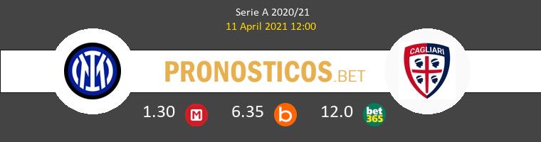 Inter vs Cagliari Pronostico (11 Abr 2021) 1