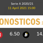 Juventus vs Genoa Pronostico (11 Abr 2021) 7