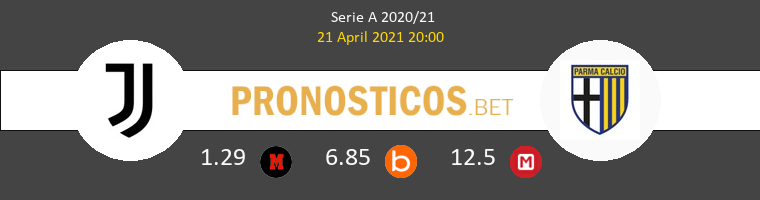 Juventus vs Parma Pronostico (21 Abr 2021) 1