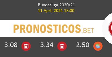 Colonia vs Mainz 05 Pronostico (11 Abr 2021) 2