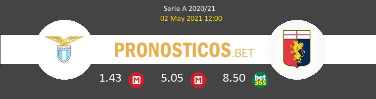 Lazio vs Genoa Pronostico (2 May 2021) 1
