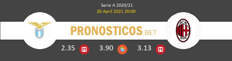Lazio vs AC Milan Pronostico (26 Abr 2021) 1