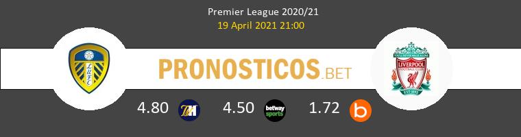 Leeds United vs Liverpool Pronostico (19 Abr 2021) 1