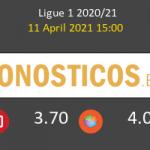 Lens vs Lorient Pronostico (11 Abr 2021) 5