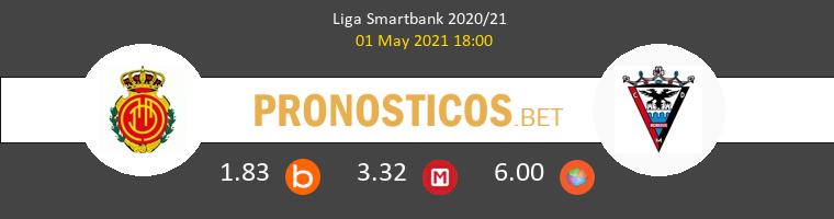 Mallorca vs Mirandés Pronostico (1 May 2021) 1