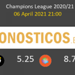 Manchester City vs Dortmund Pronostico (6 Abr 2021) 4