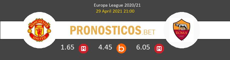 Manchester United vs Roma Pronostico (29 Abr 2021) 1