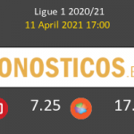 Monaco vs Dijon FCO Pronostico (11 Abr 2021) 2