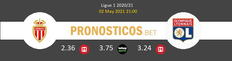 Monaco vs Lyon Pronostico (2 May 2021) 1