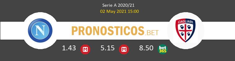 Napoli vs Cagliari Pronostico (2 May 2021) 1
