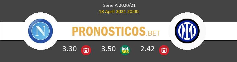 Napoles vs Inter Pronostico (18 Abr 2021) 1