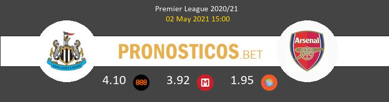 Newcastle vs Arsenal Pronostico (2 May 2021) 1