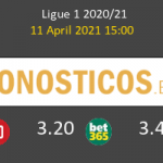 Nice vs Stade de Reims Pronostico (11 Abr 2021) 3