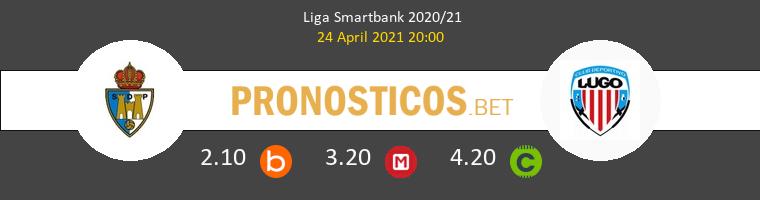 Ponferradina vs Lugo Pronostico (24 Abr 2021) 1