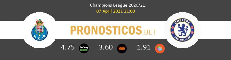 Porto vs Chelsea Pronostico (7 Abr 2021) 1