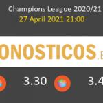 Real Madrid vs Chelsea Pronostico (27 Abr 2021) 3