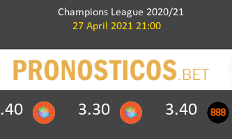 Real Madrid vs Chelsea Pronostico (27 Abr 2021) 1