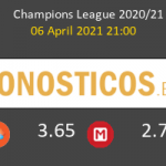 Real Madrid vs Liverpool Pronostico (6 Abr 2021) 5