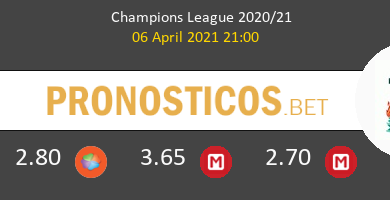 Real Madrid vs Liverpool Pronostico (6 Abr 2021) 6