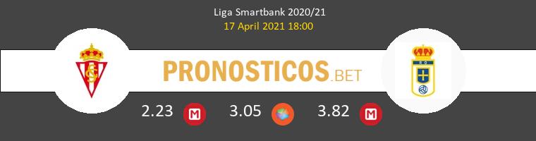 Real Sporting vs Real Oviedo Pronostico (17 Abr 2021) 1