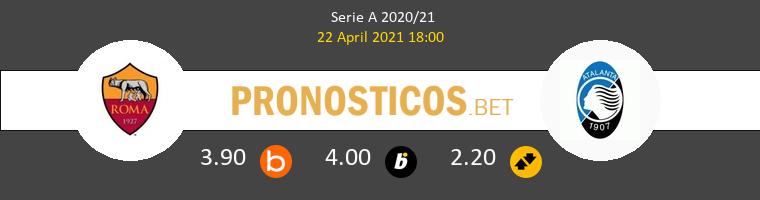 Roma vs Atalanta Pronostico (22 Abr 2021) 1