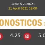 Roma vs Bologna Pronostico (11 Abr 2021) 4