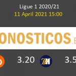 SaintvÉtienne vs Girondins Bordeaux Pronostico (11 Abr 2021) 6