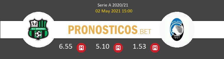 Sassuolo vs Atalanta Pronostico (2 May 2021) 1