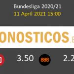 Schalke 04 vs FC Augsburgo Pronostico (11 Abr 2021) 4