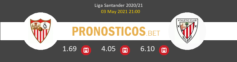 Sevilla vs Athletic de Bilbao Pronostico (3 May 2021) 1
