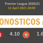 Sheffield United vs Arsenal Pronostico (11 Abr 2021) 4