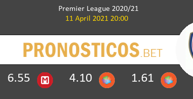 Sheffield United vs Arsenal Pronostico (11 Abr 2021) 12